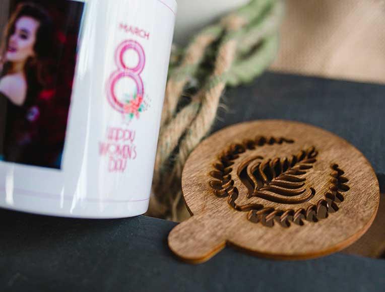 Şekilli Fincanlar | Sehirli Fincan Uzerinde Sekillerin Capi