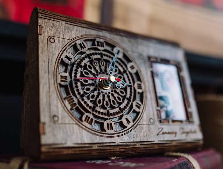 Stolüstü Saat | Müəllim Üçün Hədiyyələr | Hediyyeler Baku