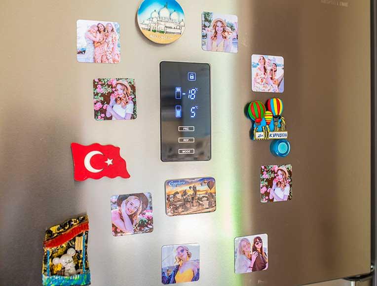 Maqnit Üzərində Çap | Maqnit Sekil | Maqnitli Shekil