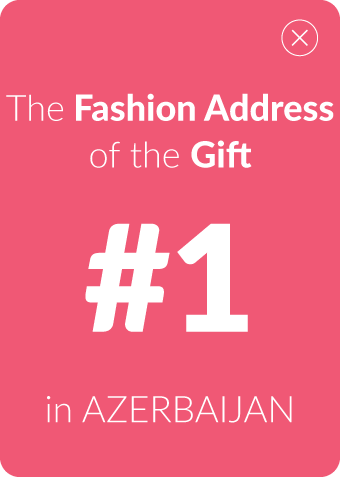 The fashion address of the gift
